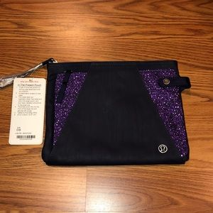 Lululemon in the present pouch